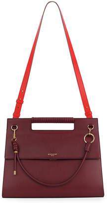 Givenchy Whip Large Two-Tone Shoulder Bag