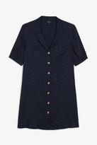Monki Retro shirt dress