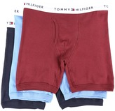 Tommy Hilfiger Cotton Boxer Brief 3-Pack