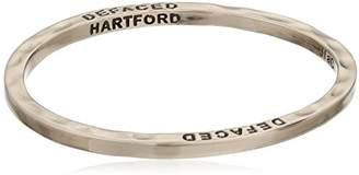 Hartford Caliber Collection Brass Bangle