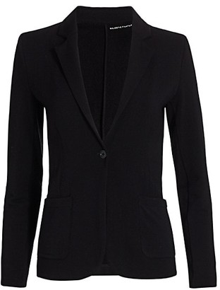 Majestic Filatures Single Button Blazer