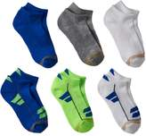 Gold Toe Goldtoe Boys GOLDTOE 6-pk. Ultra Tec Low-Cut Socks
