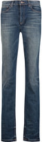 Marc by Marc Jacobs Drainpipe high-rise straight-leg jeans