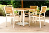 Catalina Teak Dining Table Beespoke