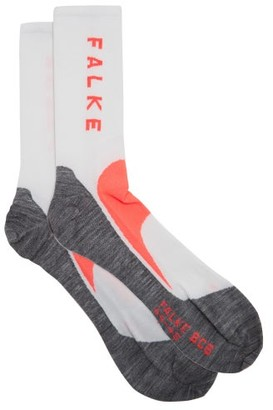 Falke Ess - Bc6 Racing Jersey Socks - White