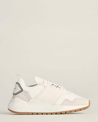 Buscemi White Ventura Low-Top Sneakers