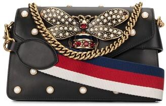 Gucci Pre-Owned Bee Motif Shoulder Bag