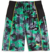 Puma Boys' Tech Camo Print Shorts - Sizes S-XL