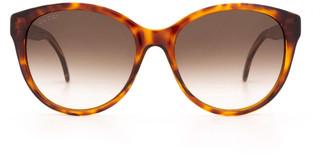 Gucci Gg0631s Havana Sunglasses