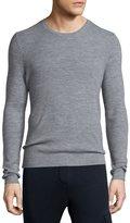 ATM Anthony Thomas Melillo Thermal-Stitch Crewneck Sweater