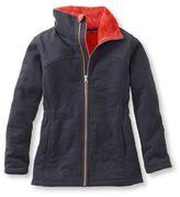 L.L. Bean Girls Comfy Cozy Fleece Jacket