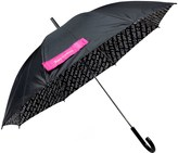 Juicy Couture Manual Stick Umbrella
