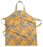 Couleur Nature Sunflower Apron, Yellow/Blue