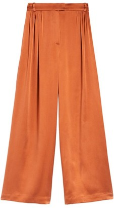 Max & Co. Silk Satin Trousers