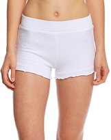 Free People Movement White Water Yoga Shorts 8158510