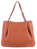 Chanel Timeless CC Pleated Tote
