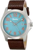 Roots Women's 1R-LF101AQ2C Bonita Analog Display Japanese Quartz Brown Watch