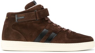 Tom Ford Radcliffe high-top sneakers