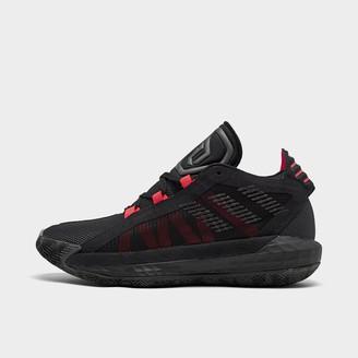 adidas Boys' Big Kids' Dame 6 Basketball Shoes