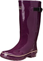 Jileon Extra Wide Calf Rubber Rain Boots for Women-Widest Fit Boots in the US-up to 21 inch calves-Wide in the Foot and Ankle-Durable Boots for All Weathers- 8 (XW)