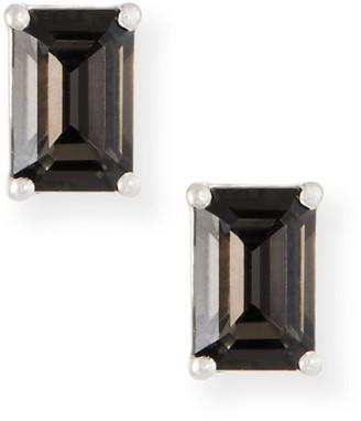 Kalan By Suzanne Kalan 14k Emerald-Cut Petite Stud Earrings