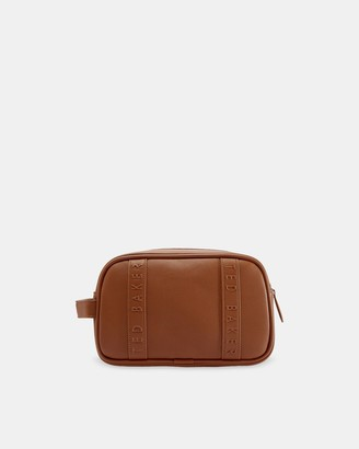 Ted Baker Debossed Wash Bag