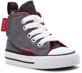 Converse Boys' Chuck Taylor All Star Simple Step High Top Sneaker