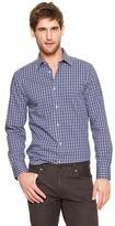 Gap Non-Iron plaid shirt (original fit)