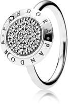 Pandora Signature Silver Ring