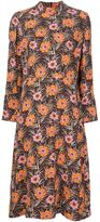 Marni floral print tunic dress - women - Viscose - 48