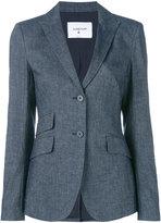 Dondup two button blazer - women - Cotton/Linen/Flax/Spandex/Elastane/Cupro - 38