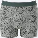 Uniqlo Men's Supima-« Cotton Boxer Briefs