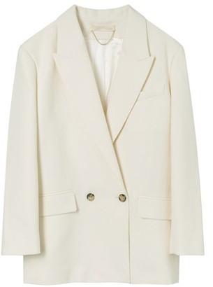 Vanessa Bruno Coton and linen Joe jacket