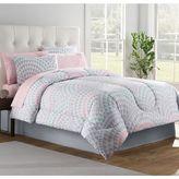 Bed Bath & Beyond Alexa 8-Piece Queen Comforter Set in Grey