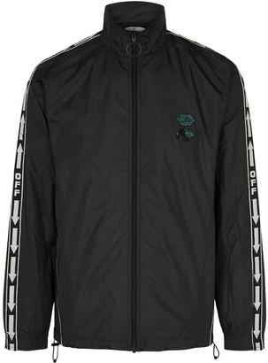 Off-White Black shell jacket