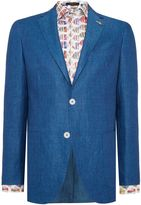 Simon Carter Linen Weave Jacket