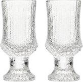 Iittala Ultima Thule White Wine Glass Pair