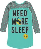 "Sweet n Sassy Little Girls' ""Need More Sleep"" Nightgown"
