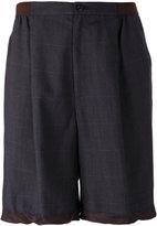 Kolor loose fit shorts