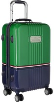"Tommy Hilfiger Duo Chrome 21"" Upright Suitcase"