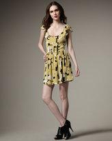 Allegra-Printed Dress
