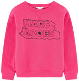 Little Marc Jacobs Logo sweatshirt