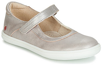 GBB PLACIDA girls's Shoes (Pumps / Ballerinas) in Pink