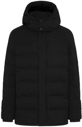 Woolrich Sierra Hooded Down Puff Jacket