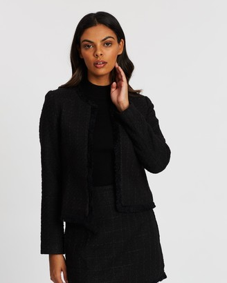 Forcast Leia Tweed Jacket