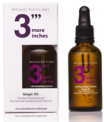 Michael Van Clarke 3''' More Inches by Magic Oil Styling & Finishing Serum 50ml