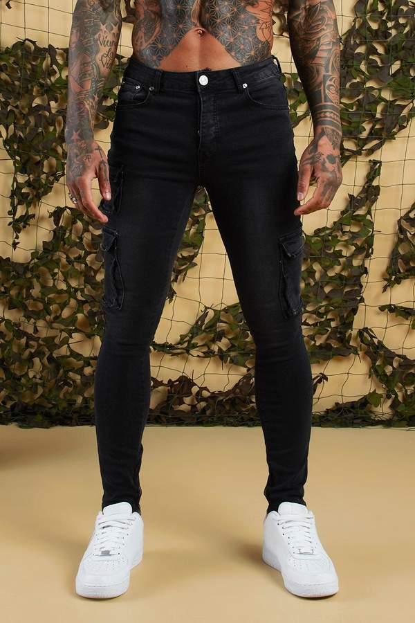 8a8041f999283 Cuff Jeans Men - ShopStyle