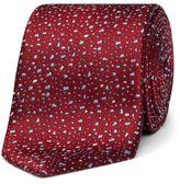 Lanvin Speckled Tie