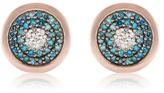 Monica Vinader Evil Eye Stud Earrings