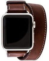 Hermes X Apple Double Tour Watch
